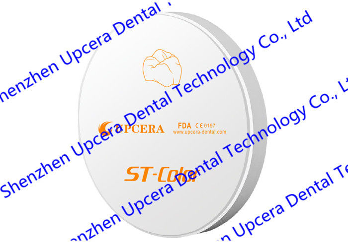Laboratory Equipment CAD / CAM Milling Dental Zirconia Blanks with Best Strength
